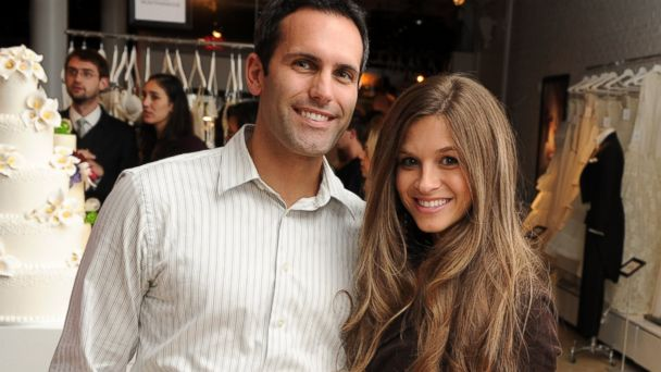 "PHOTO: John Presser and Tara Durr attend the opening of a ""White Hot"" pop-up shop in Soho, New York"