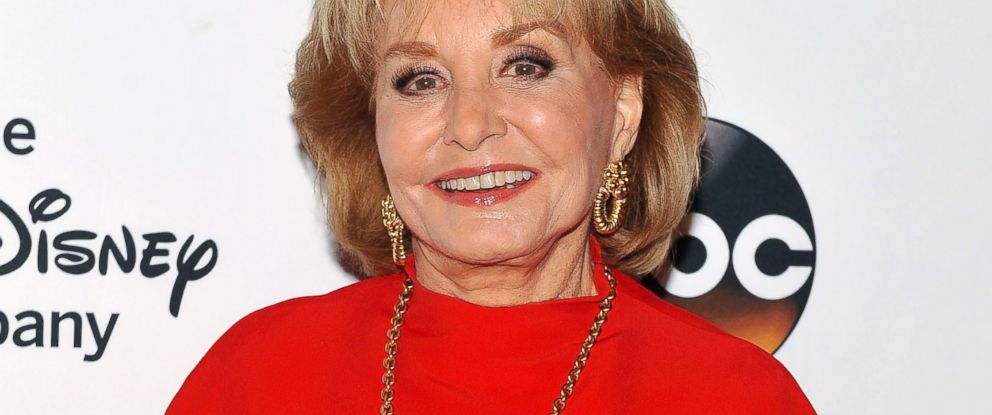 PHOTO: Barbara Walters attends A Celebration of Barbara Walters Cocktail Reception Red Carpet at the Four Seasons Restaurant, May 14, 2014, in New York.