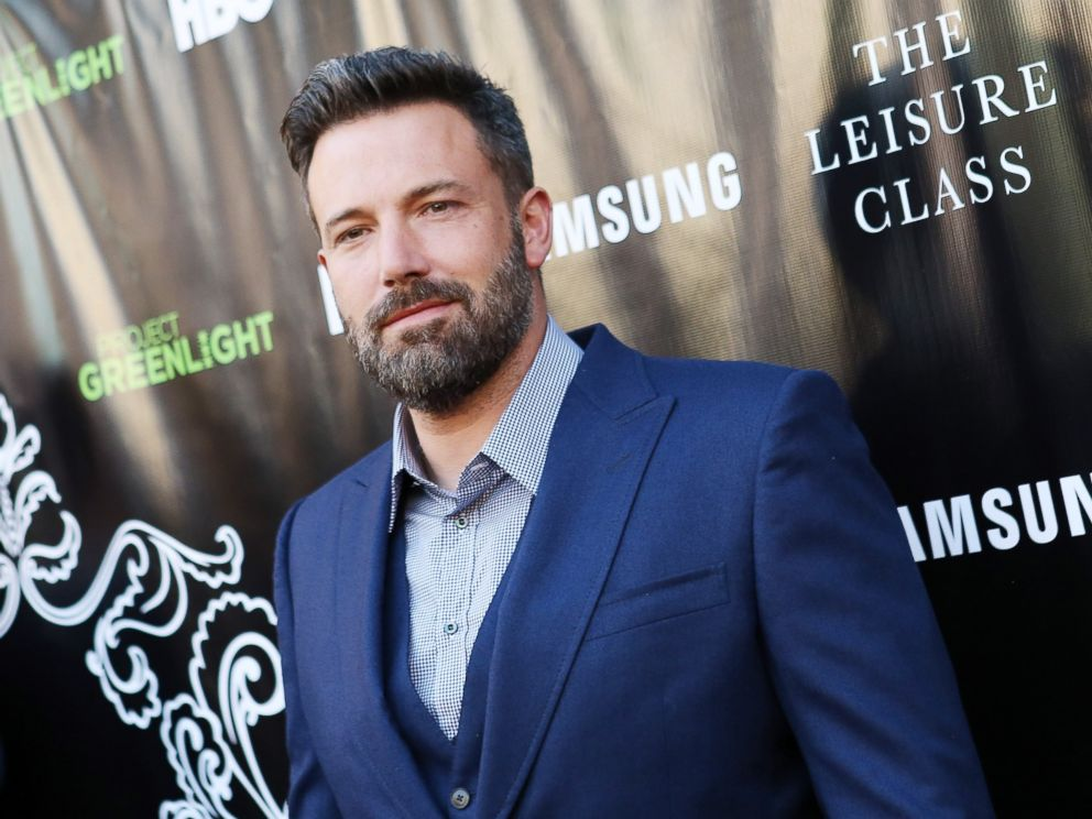 PHOTO:Ben Affleck arrives at The Project Greenlight season 4 winning film The Leisure Class, Aug. 10, 2015 in Los Angeles.