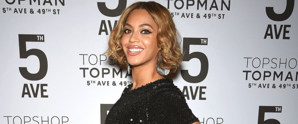 PHOTO: Beyonce Knowles attends the Topshop Topman New York City flagship opening dinner at Grand Central Terminal, on Nov. 4, 2014, in New York.
