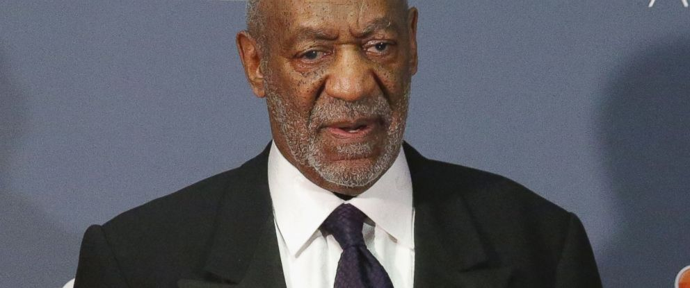 PHOTO: Comedian Bill Cosby attends the 2014 American Comedy Awards at Hammerstein Ballroom in this April 26, 2014 file photo in New York.
