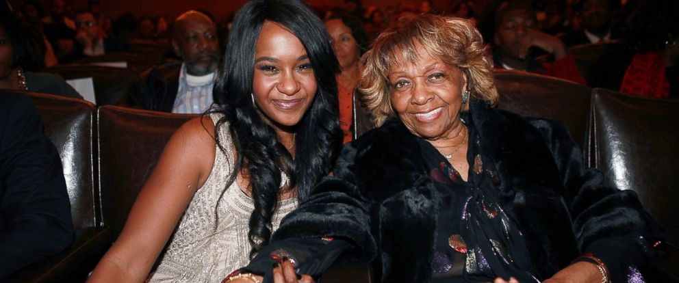 Cissy Houston Visits Bobbi Kristina Brown In The Hospital Abc News