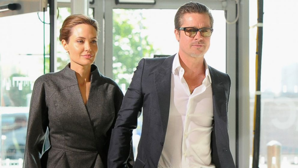 All The Details: Brad Pitt And Angelina Jolie Are Married