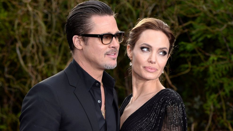 Brad Pitt And Angelina Jolie Married: The 5 Sweetest