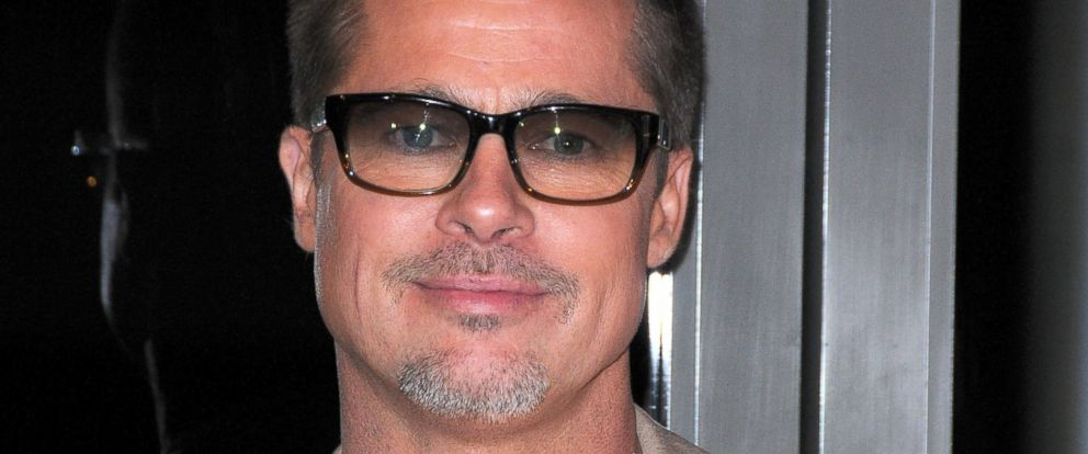 PHOTO: Brad Pitt attends a screening of Big Men