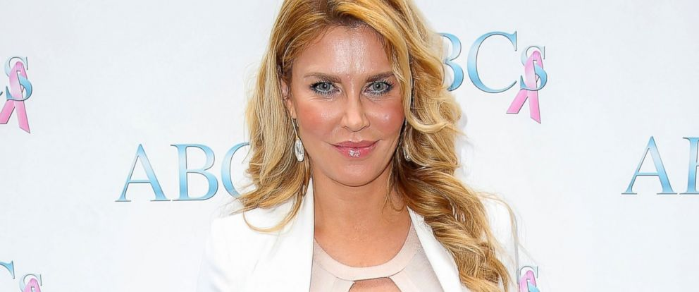 PHOTO: Brandi Glanville attends the ABCs Mothers Day Luncheon at Four Seasons Hotel Los Angeles, May 6, 2015, in Los Angeles.