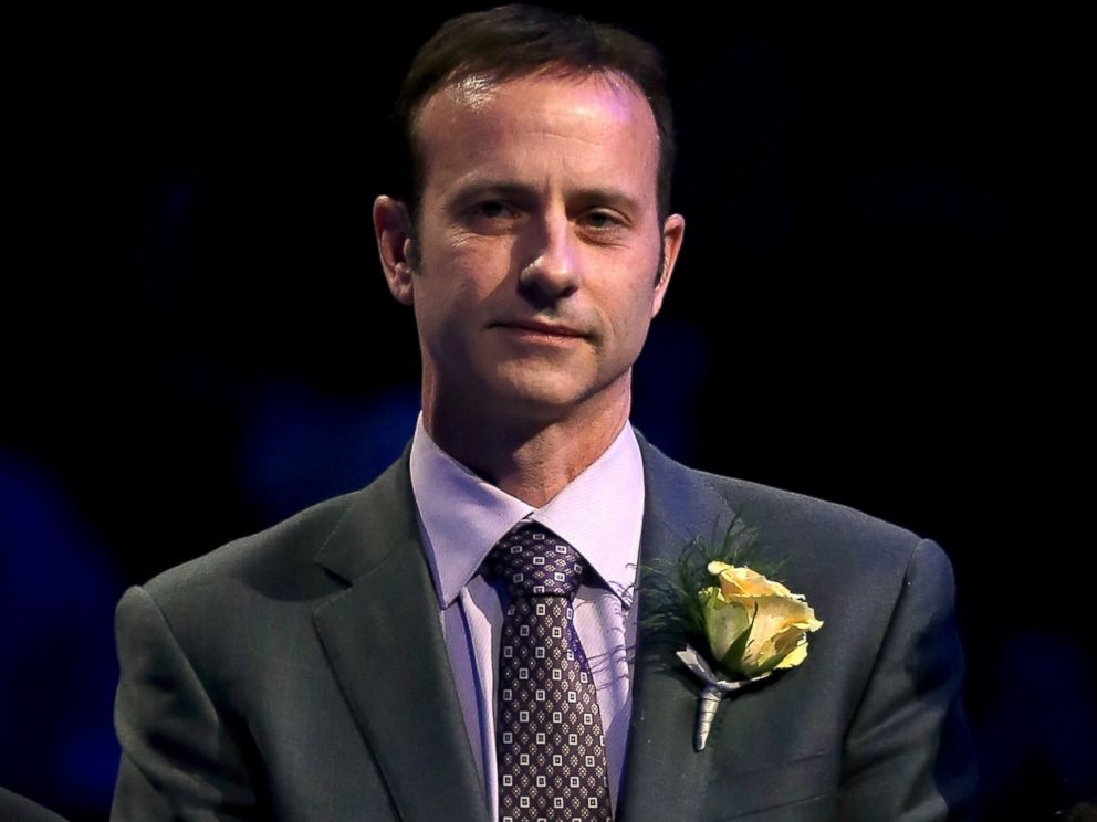 PHOTO: In this file photo, Brian Boitano is pictured on Jan. 12, 2014 in Boston, Mass.