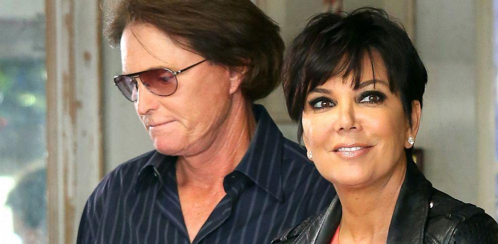 1f3da68a609b 5 Hints That Kris and Bruce Jenner Would Split - ABC News