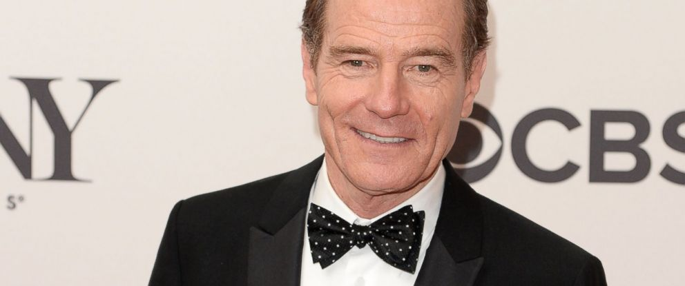 PHOTO: Bryan Cranston is pictured June 8, 2014, in New York City.