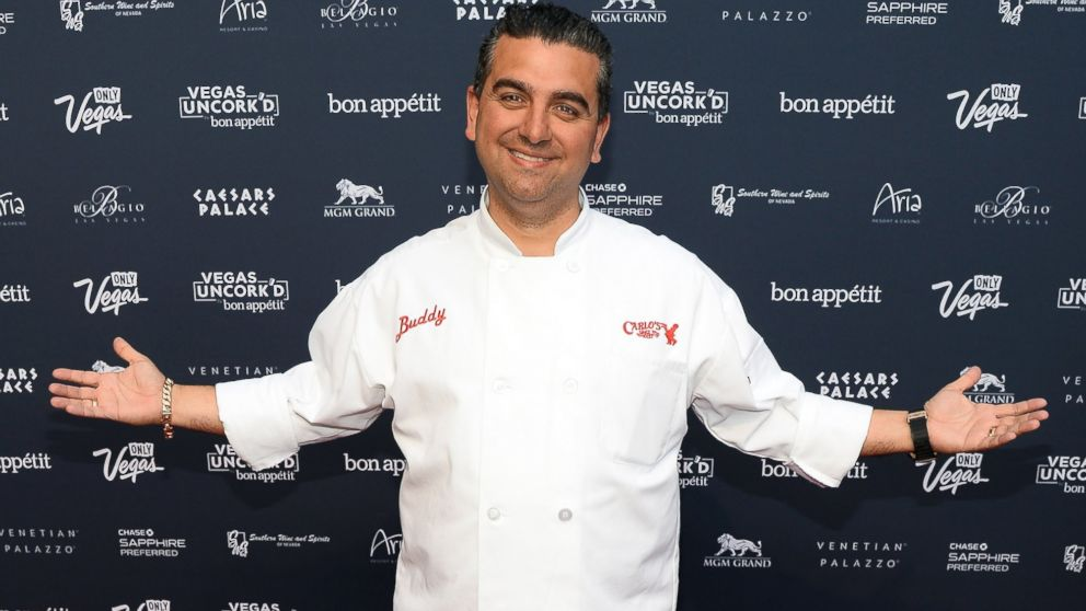 Cake Boss Buddy Valastro Told Cops You Cant Arrest Me Im the