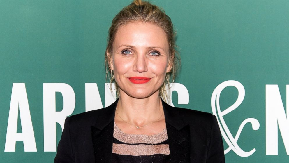 cameron diaz says no one compares to husband benji madden abc news