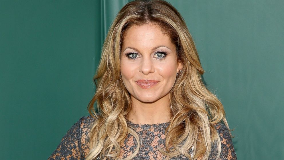 Candace Cameron Bure How My Time On Full House Helped My Son S