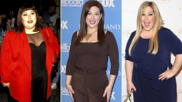 PHOTO: From left, Carnie Wilson in 1993, 2000 and 2014.