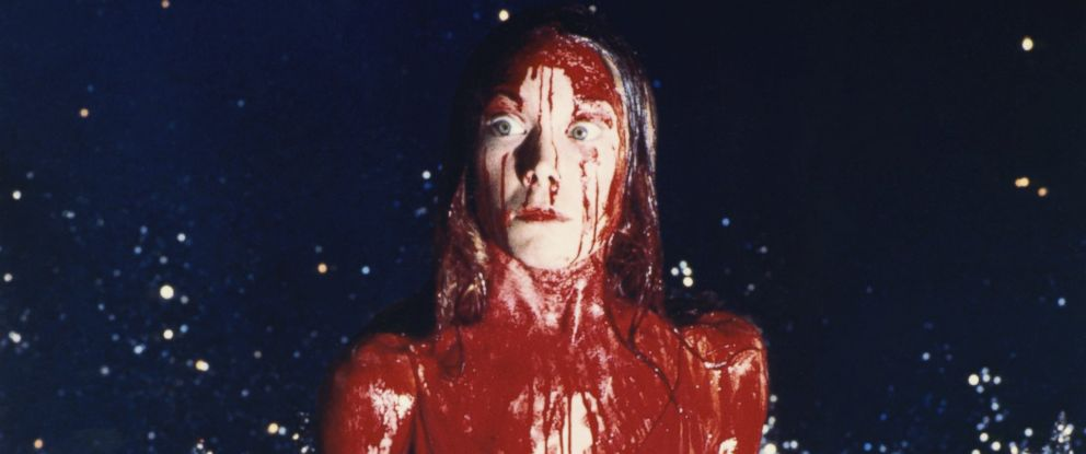 """PHOTO: November 3 marks the 40-year anniversary of the 1976 horror film, """"Carrie."""""""