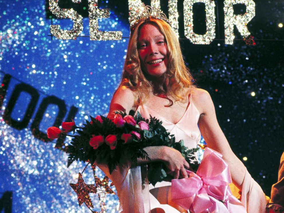 PHOTO: November 3 marks the 40-year anniversary of the 1976 horror film, Carrie.
