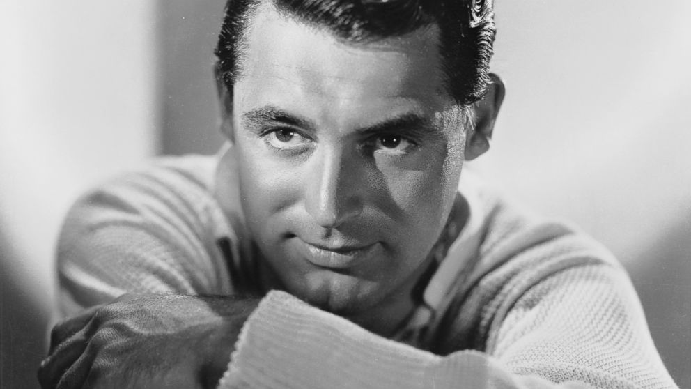 """British born actor Cary Grant (1904 - 1986), the star of such classics as """"Bringing Up Baby,"""" """"The Philadelphia Story"""" and """"Notorious."""""""