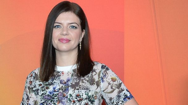 PHOTO: Casey Wilson attends the 2014 NBC Upfront Presentation at The Jacob K. Javits Convention Center, May 12, 2014, in New York.