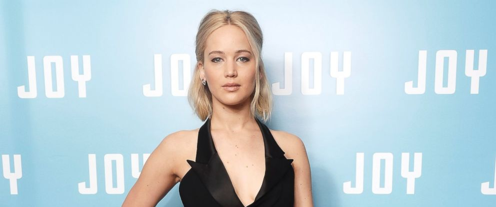 "PHOTO:Jennifer Lawrence attends a special screening of ""Joy"" at Ham Yard Hotel, Dec. 17, 2015, in London."