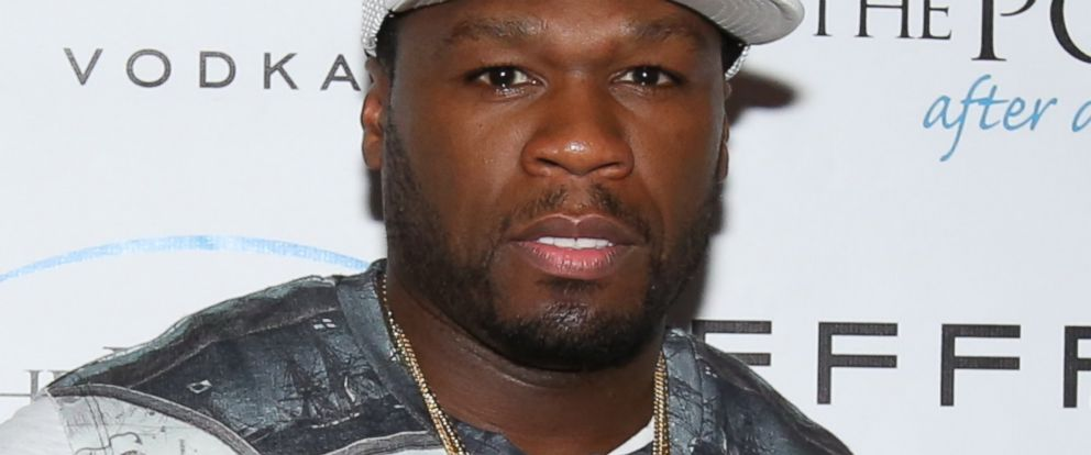 PHOTO: 50 Cent is pictured on July 8, 2015 in Atlantic City, N.J.