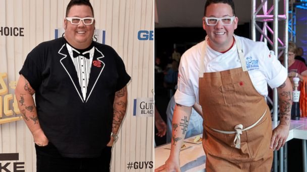 PHOTO: From left, Graham Elliot in Culver City, Calif., June 8, 2014 and in Los Angeles, March 2014.