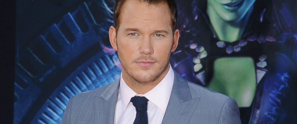 "PHOTO: Actor Chris Pratt arrives at the Los Angeles premiere of Marvels ""Guardians Of The Galaxy"" at the El Capitan Theatre on July 21, 2014 in Hollywood, Calif."