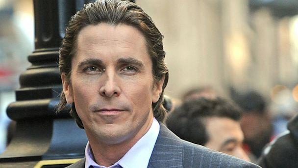 PHOTO: Christian Bale as Batman