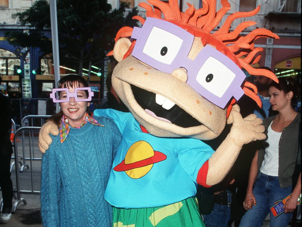 PHOTO: Christine Cavanaugh is seen during Rugrats World Premiere at Manns Chinese Theater in Hollywood, Cali.