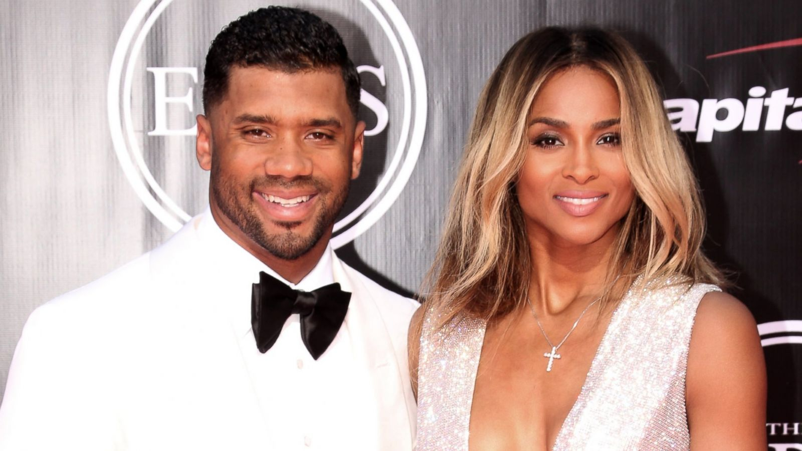 Ciara And Russell Wilson Welcome First Child Together Sienna Princess Wilson Abc News