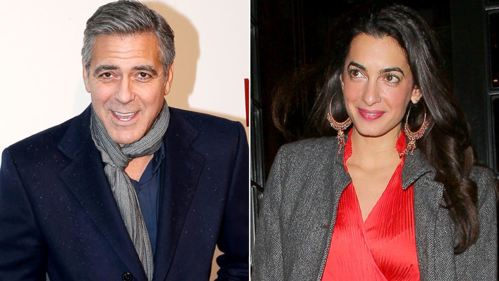 5 Things to Know About George Clooney's Fiancee Amal Alamuddin - ABC