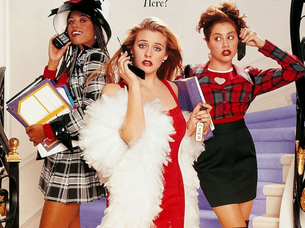 Clueless' Turns 20: 7 Stories About the Iconic Film from Amy ...