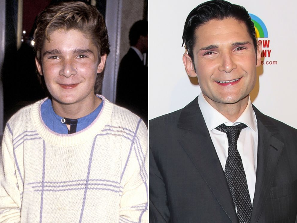 PHOTO: Corey Feldman played Mouth in the 1985 film, The Goonies.