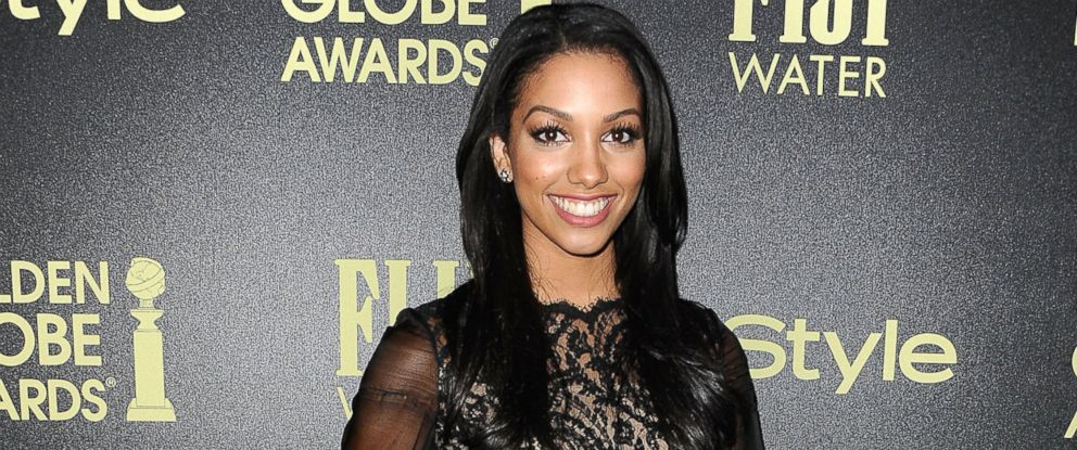 PHOTO: Miss Golden Globe 2016 Corinne Foxx attends the Hollywood Foreign Press Association and InStyles celebration of the 2016 Golden Globe award season at Ysabel, Nov. 17, 2015, in West Hollywood, Calif.