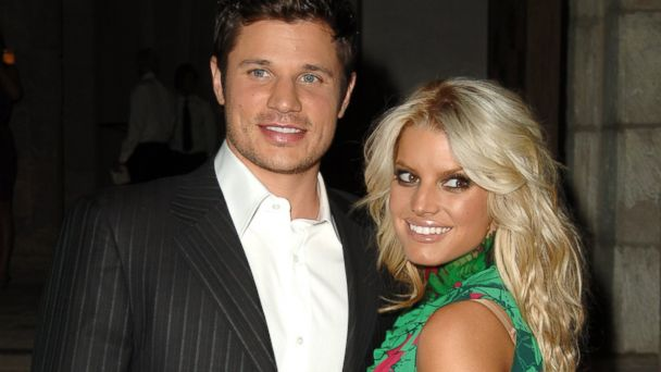 PHOTO: Nick Lachey and Jessica Simpson