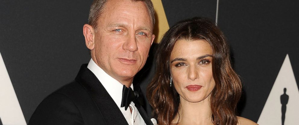 PHOTO: Daniel Craig and actress Rachel Weisz attend the 7th annual Governors Awards at The Ray Dolby Ballroom at Hollywood & Highland Center, Nov. 14, 2015, in Hollywood, Calif.