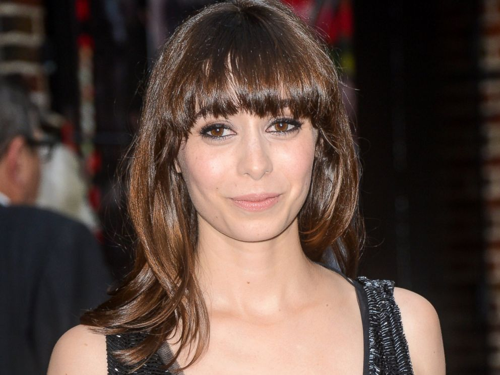 PHOTO Cristin Milioti Leaves The Late Show With David Letterman Taping At Ed Sullivan