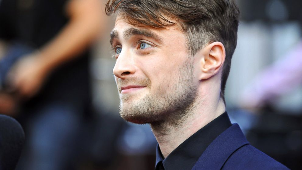 Daniel Radcliffe On The First Time He Had Sex Abc News