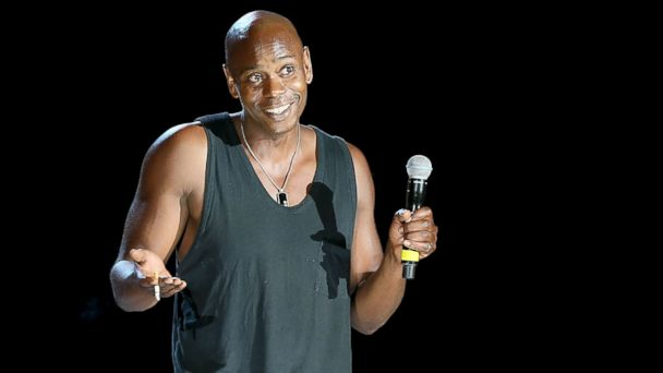 PHOTO: Dave Chappelle performs on stage during the first night of the Oddball Comedy & Curiosity Festival Tour, Aug. 23, 2013 in Austin, Texas.