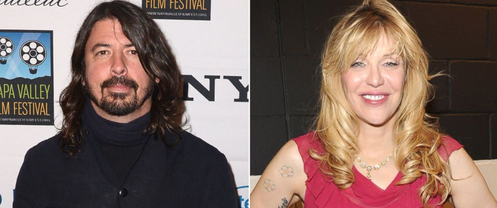 c0d2fdd51156 Courtney Love Ends Her 20-Year Feud with Dave Grohl, Krist Novoselic ...