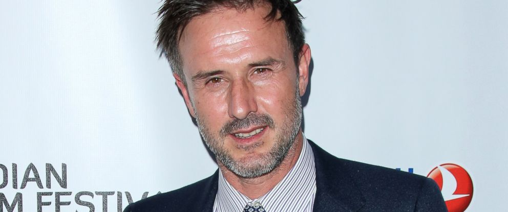 PHOTO: Actor David Arquette attends the Indian Film Festival of Los Angeles opening night gala at ArcLight Cinemas on April 8, 2014 in Hollywood, Calif.