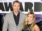 PHOTO: Dax Shepard and Kristen Bell attend the CMT Music awards at the Bridgestone Arena, June 5, 2013 in Nashville, Tenn.