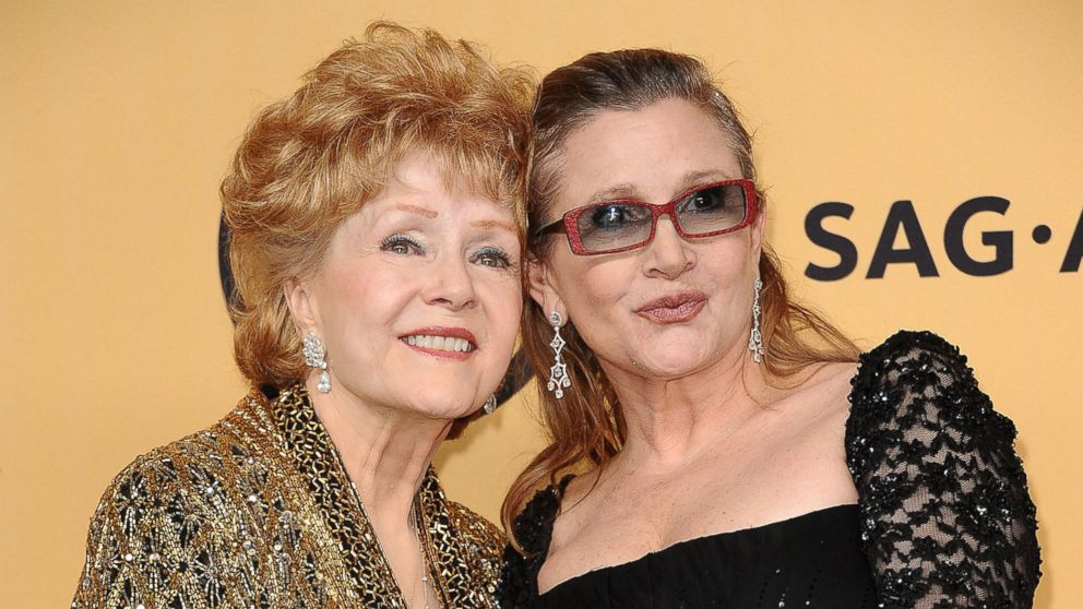 Debbie Reynolds Speaks Out After 'Beloved and Amazing' Daughter Carrie Fisher's Death - ABC News
