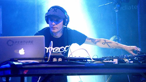 PHOTO: DJ Deadmau5 performs in Austin Texas
