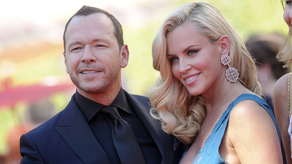 Jenny Mccarthy And Donnie Wahlberg Are Married Abc News