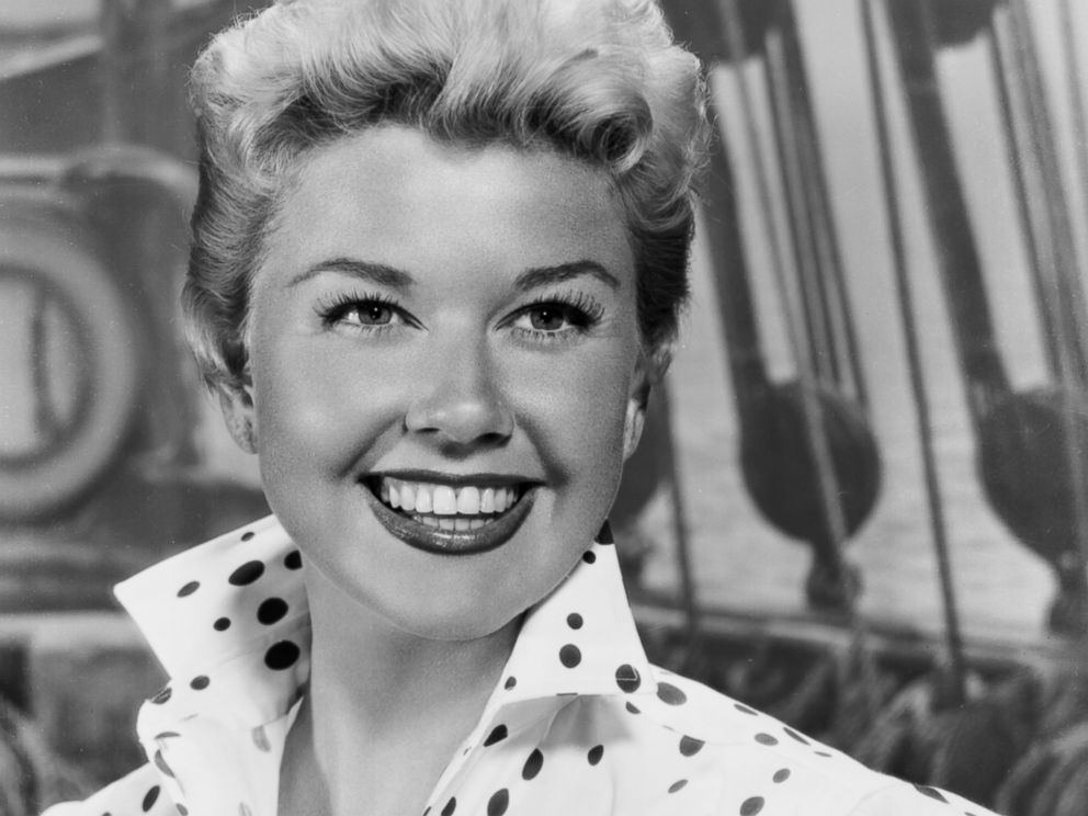 PHOTO: Doris Day seen in this 1951 file photo.
