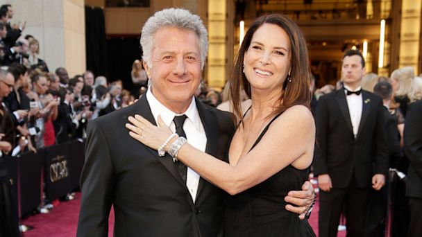 PHOTO: Dustin Hoffman and Lisa Hoffman