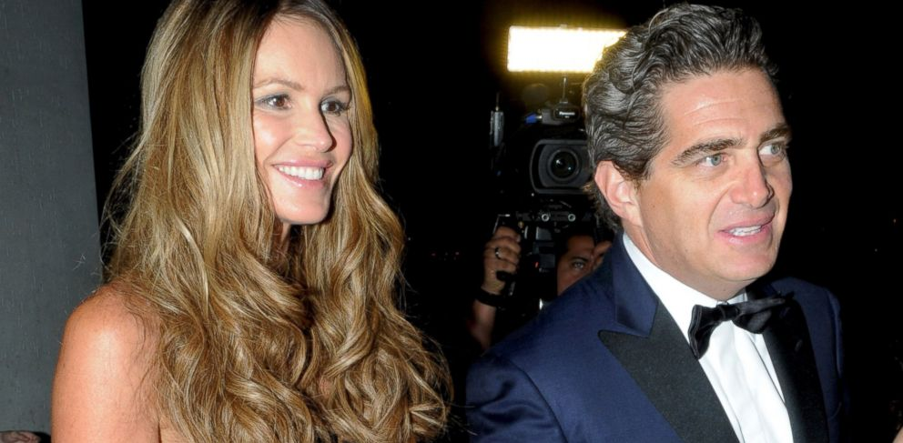PHOTO: Elle Macpherson and Jeff Soffer attend Perez Art Museum at PAMM Art Museum, Dec. 7, 2013, in Miami.