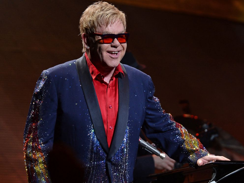 307bfcd29dc3 Sir Elton John Challenges Senate to 'Change the Course of History ...