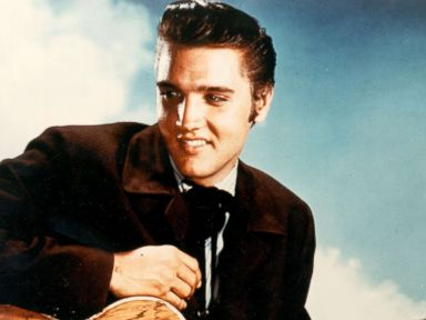 PHOTO: Elvis Presley is seen in this undated file photo.