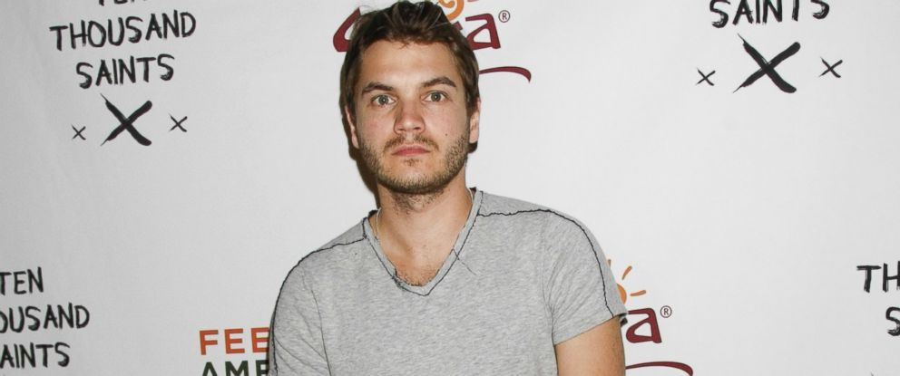 PHOTO: Emile Hirsch is pictured on Jan. 24, 2015 in Park City, Utah.