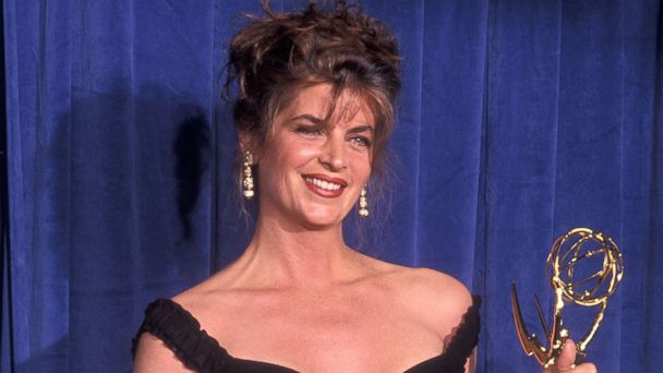 PHOTO: Actress Kirstie Alley attends the 43rd Annual Primetime Emmy Awards in this Aug. 25, 1991, file photo at the Pasadena Civic Auditorium in Pasadena, Calif.